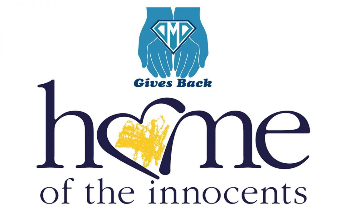 DMD Gives Back to Home of the Innocents to help support 12,000 kids and families – Episode 10