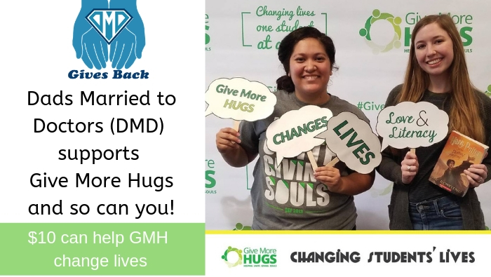 DMD Gives Back to GMH April 2019