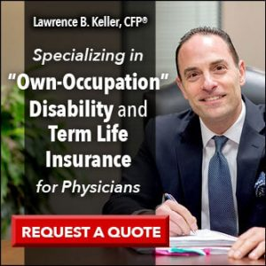 Larry Keller, Physician Financial Services