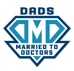 Dads Married to Doctors logo