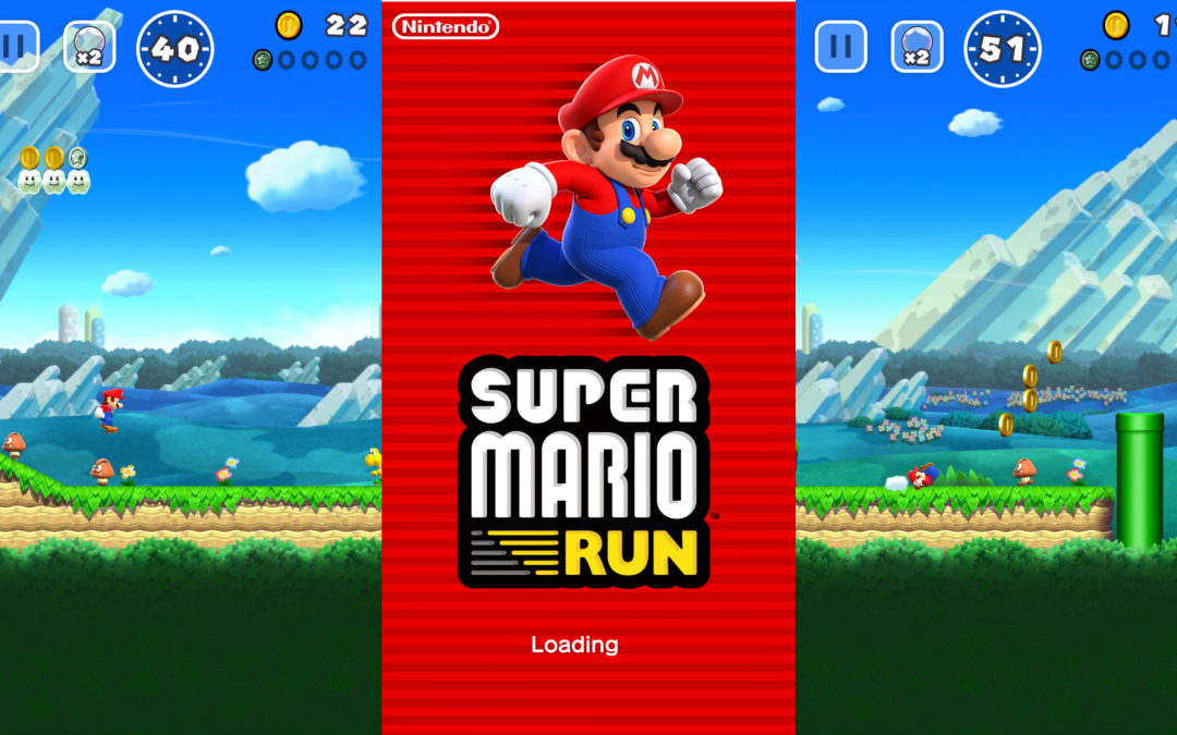 Parent Review: Super Mario Run