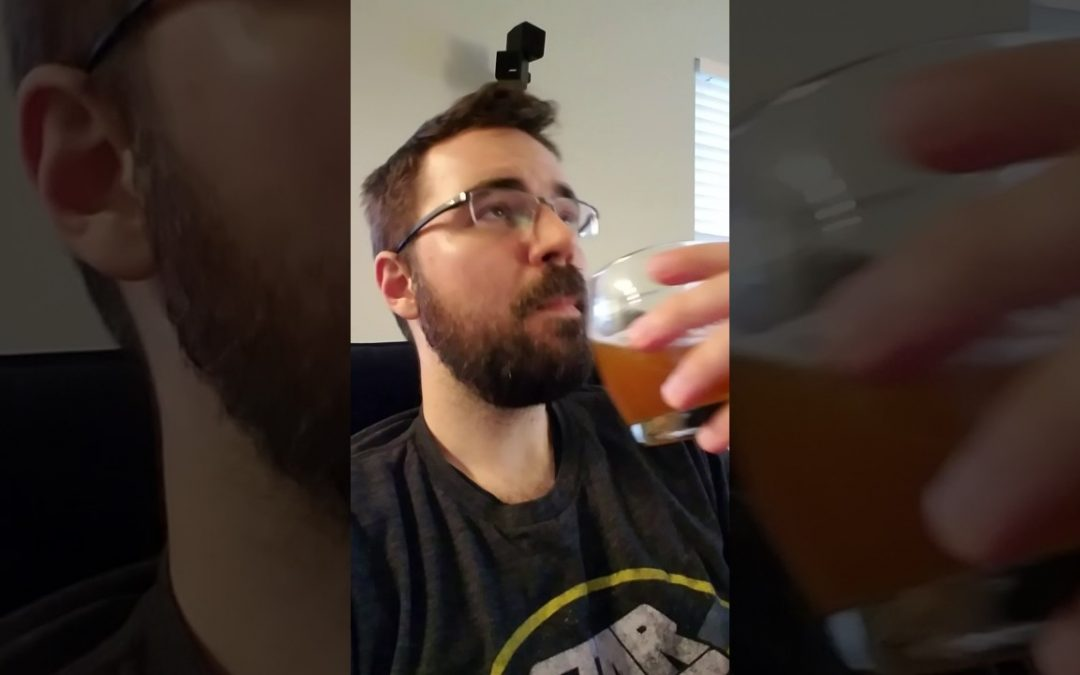 Beer Review: Funky Buddha Strawberry Shortcake Beer