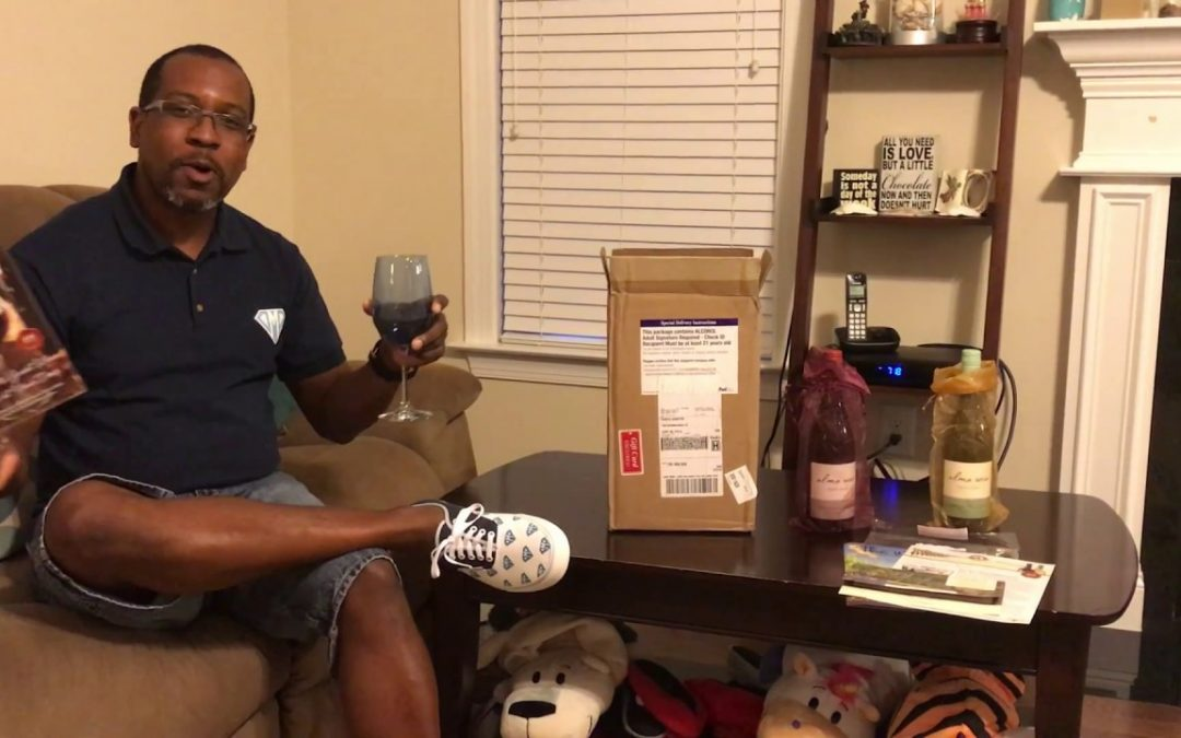 Gold Medal Wine Club Review and Unboxing