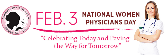 DMD Celebrates National Women Physicians Day