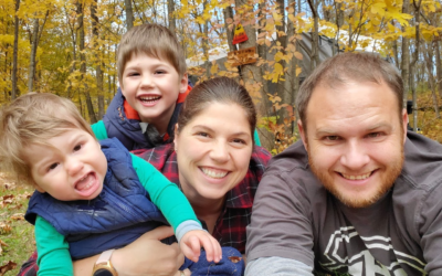 DMD Dad Spotlight: Scott McCarthy